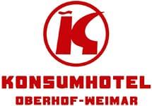 Logo Konsumhotel Oberhof-Weimar