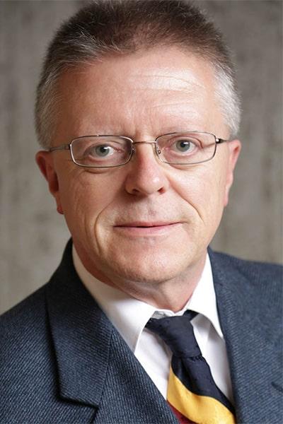 Portrait Jürgen Fuchs