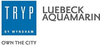 Logo Tryp by Wyndham Lübeck Aquamarin
